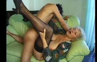 Oma Sex DVD