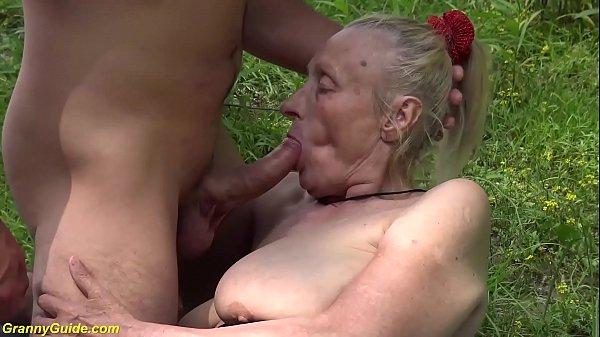 Omiporno XXX Granny