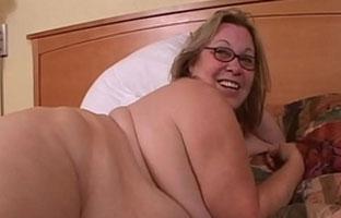 Geiler neuer Oma BBW Porno