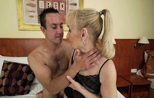 Oma Anal Sex Video